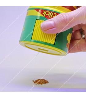 JBL Novo GranoMix mini click 100 ml - apró szemcseméretű granulált alapeleség