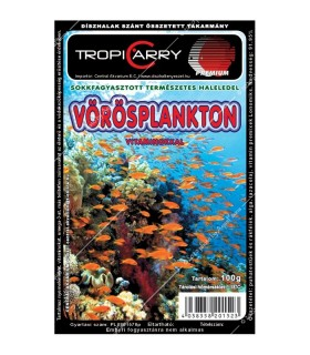 TropiCarry Vörös plankton - 100g