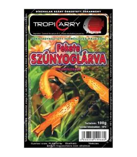 TropiCarry Fekete szúnyoglárva - 100g