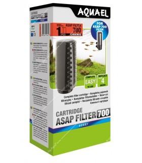 AquaEl ASAP Filter 700 Carbomax szűrőkazetta