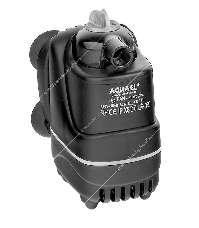 AquaEl Fan-Mikro plus belső szűrő