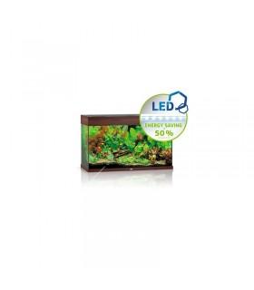 Juwel Rio 125 LED akvárium szett (sötét fa) - bútor nélkül