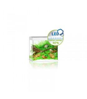 Juwel Lido 200 LED akvárium szett (fehér) - bútor nélkül