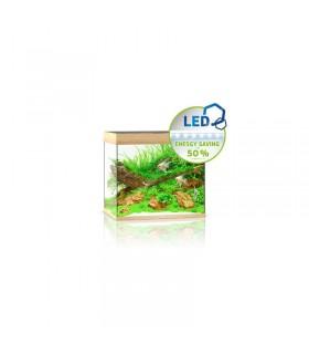 Juwel Lido 200 LED akvárium szett (világos fa) - bútor nélkül