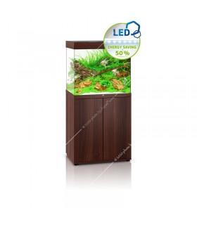 Juwel Lido 200 LED akvárium szett - SBX Lido 200 ajtós bútorral (sötét fa)