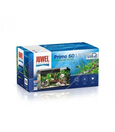Juwel Primo 60 LED akvárium szett (fekete) - bútor nélkül