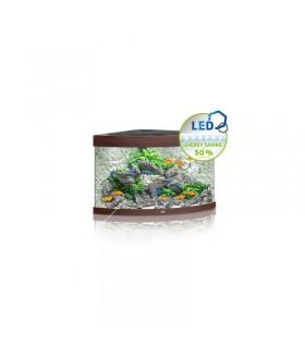Juwel Trigon 190 LED akvárium szett (sötét fa) - bútor nélkül