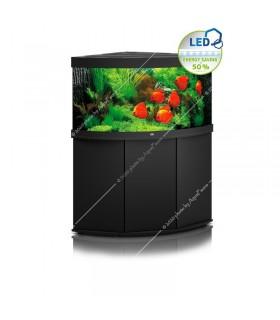 Juwel Trigon 350 LED akvárium szett - SBX Trigon 350 ajtós bútorral (fekete)