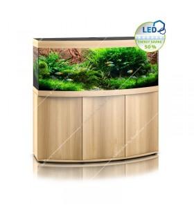 Juwel Vision 450 LED akvárium szett - SBX Vision 450 ajtós bútorral (világos fa)