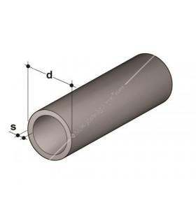 PVC cső, 25 mm, 1 m