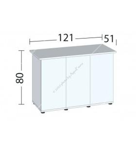 Juwel bútor SBX Rio 300/350 (sötét fa)
