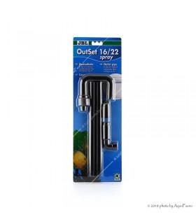 JBL OutSet 16/22 Spray CristalProfi e1500/1501/1502 külső szűrőhöz (esőztetős)
