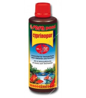 Sera Pond Cyprinopur (250 ml)