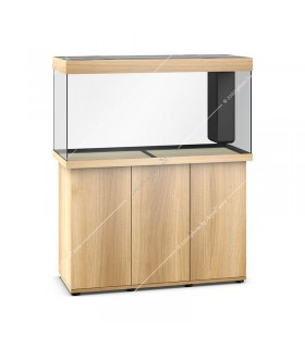 Juwel Rio 350 LED akvárium szett - SBX Rio 350 ajtós bútorral (világos fa)