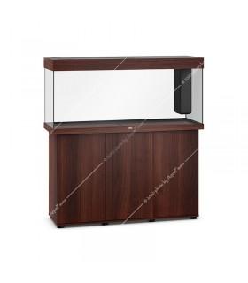 Juwel Rio 240 LED akvárium szett - SBX Rio 240 ajtós bútorral (sötét fa)
