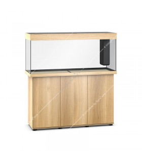 Juwel Rio 240 LED akvárium szett - SBX Rio 240 ajtós bútorral (világos fa)