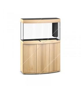 Juwel Vision 180 LED akvárium szett - SBX Vision 180 ajtós bútorral (világos fa)