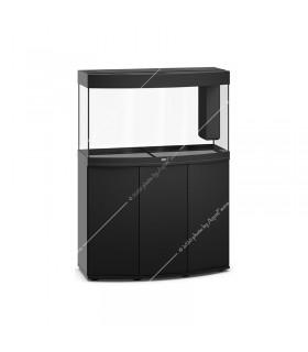 Juwel Vision 180 LED akvárium szett - SBX Vision 180 ajtós bútorral (fekete)