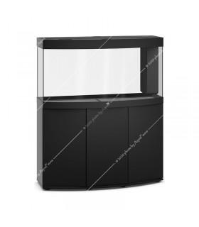 Juwel Vision 260 LED akvárium szett - SBX Vision 260 ajtós bútorral (fekete)