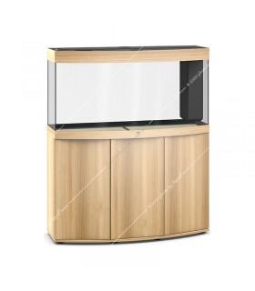 Juwel Vision 260 LED akvárium szett - SBX Vision 260 ajtós bútorral (világos fa)