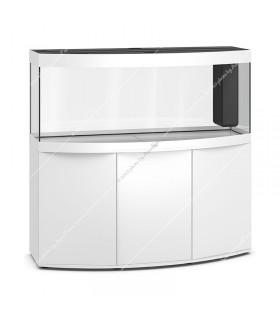 Juwel Vision 450 LED akvárium szett - SBX Vision 450 ajtós bútorral (fehér)