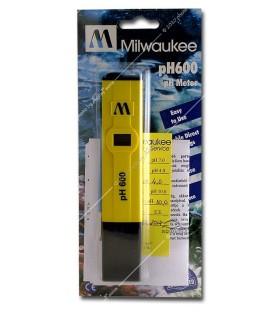 Milwaukee PH600AQ elektronikus pH teszter