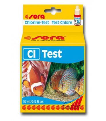 Klór (Cl) teszt