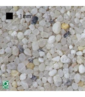 JBL Sansibar RIVER 5 kg - természetes akvárium talaj - durva szemű
