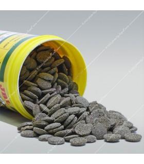 JBL NovoPlecochips 100 ml - tabletta eleség növényevő harcsáknak