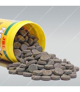 JBL NovoFect 100 ml (160 db) - tabletta eleség növényevő halaknak
