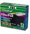 JBL CristalProfi M Greenline FilterPad - 2 db szűrőszivacs