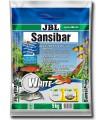 JBL Sansibar WHITE 5 kg - természetes akvárium talaj - fehér