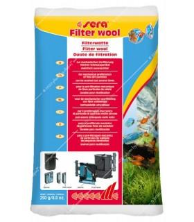Sera filtervatta 250g