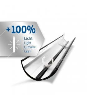 Juwel HiFlex fényvisszaverő reflektor 438 mm - High-Lite T5 24W / T8 15W