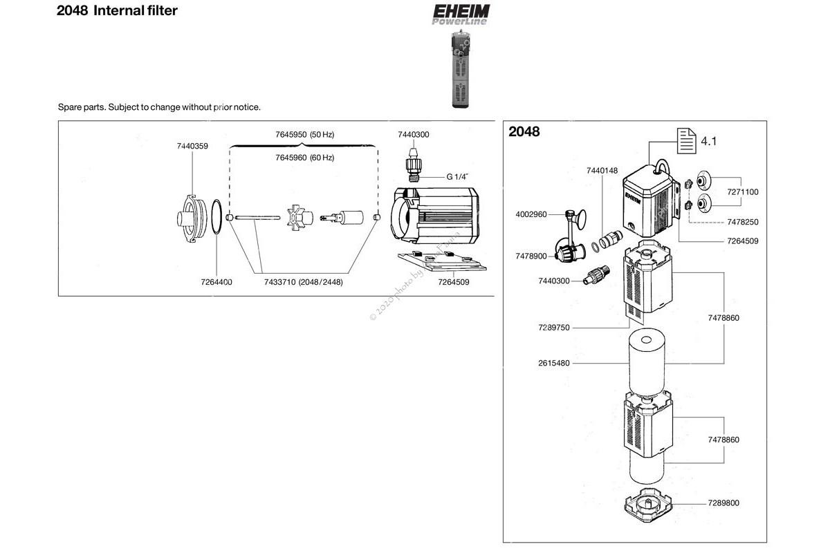 Αποτέλεσμα εικόνας για EHEIM 2048020