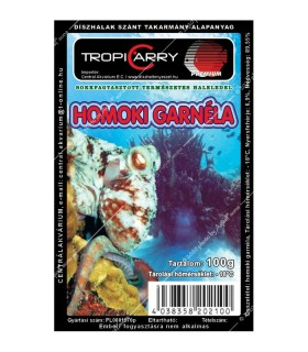 TropiCarry Garnéla (egész) - 100 g
