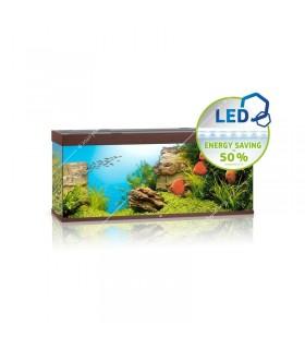 Juwel Rio 450 LED akvárium szett (sötét fa) - bútor nélkül