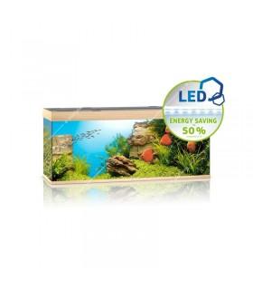 Juwel Rio 450 LED akvárium szett (világos fa) - bútor nélkül