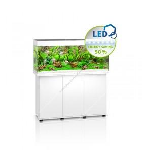 Juwel Rio 240 LED akvárium szett - SBX Rio 240 ajtós bútorral (fehér)
