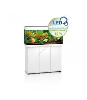 Juwel Rio 180 LED akvárium szett - SBX Rio 180 ajtós bútorral (fehér)