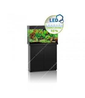 Juwel Rio 125 LED akvárium szett - SBX Rio 125 ajtós bútorral (fekete)