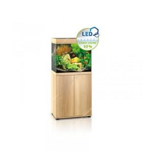 Juwel Lido 120 LED akvárium szett - SBX Lido 120 ajtós bútorral (világos fa)