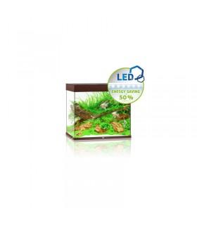 Juwel Lido 200 LED akvárium szett (sötét fa) - bútor nélkül