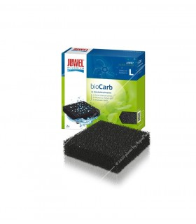 Juwel bioCarb aktívszenes szűrőszivacs Standard (Bioflow Filter L) szűrőhöz