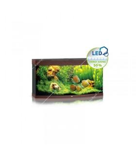 Juwel Vision 260 LED akvárium szett (sötét fa) - bútor nélkül