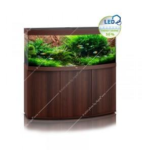 Juwel Vision 450 LED akvárium szett - SBX Vision 450 ajtós bútorral (sötét fa)