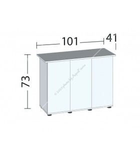 Juwel bútor SBX Rio 180 (fehér)