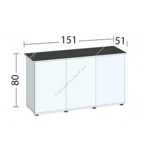 Juwel bútor SBX Rio 400/450 (sötét fa)
