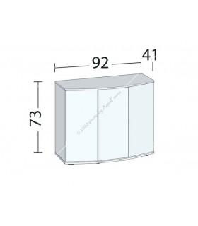 Juwel bútor SBX Vision 180 (sötét fa)