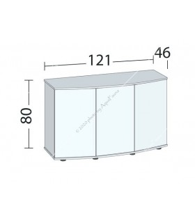 Juwel bútor SBX Vision 260 (fekete)